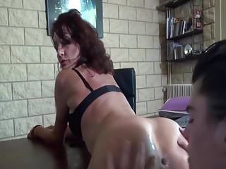Mature boy fuck - Young boy fuck and hist a mature woman