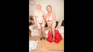 OmaGeiL Amateur Granny Pictures Compilation