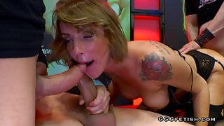 Extreme anal and facials on russian elen million