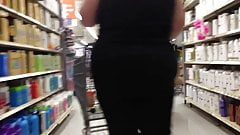 Big booty bbw in leggings