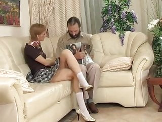 Slutload daddy fucks daughter Sb3 daddy fucks his skinny daughter