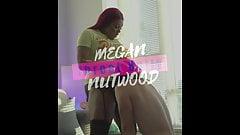 Meagan Nutwood - schwache asiatische Kehle
