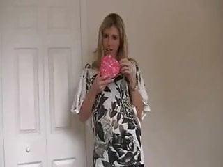 Momys big tits - Momy valentine day present