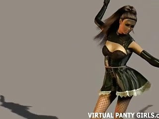 Virtual pet sex slave I am your personal virtual french maid sex slave