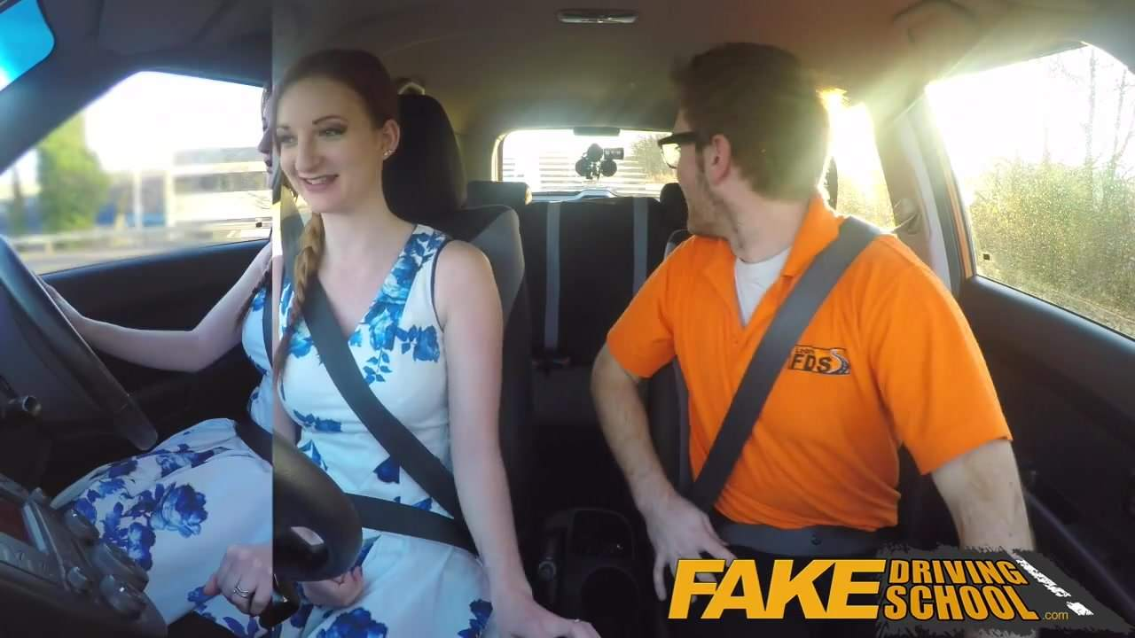 Fake Female Taxi Big Tits