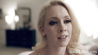 Dad Watches Daughter Get Fucked By Debt Collector - Athena