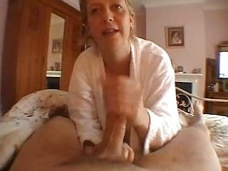 Jenny blowjob - Jenny milks it
