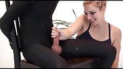 Femdom Milking Christina
