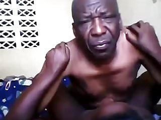 African Old Porn