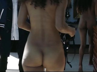 Hiei naked Sekushilover - celebrites walking butt-ass naked