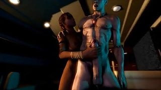 Sheva and Mr Huge Cock