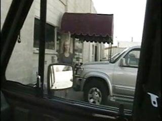 Blow jobs in public - Car blow job 3