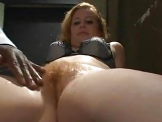 Cherry poppin virgin Cherry poppins hairy redhead interracial