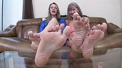 POV Foot JOI Vol 4