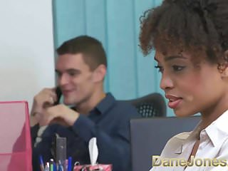 Sexy briget jones - Dane jones sexy young ebony office girl fucks the boss