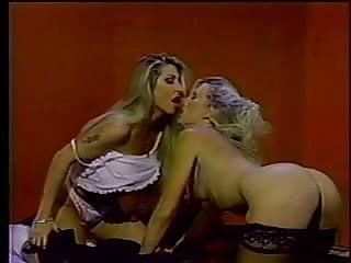 Two eat cum Two hot blondes eat pussy and cum