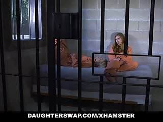 How narcissist father would treat teen daughter Daughterswap - two fathers and teen daughters fuck in jail c