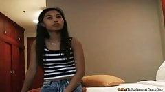 Sexy Filipina picked up and fucked