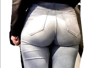 Make your jeans vintage Pawg booty to satisfy your jeans fetish