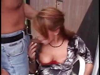 Redheaded milf gets fucked Busty redhead milf gets fucked