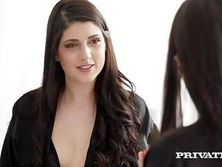 Miller fuck Private.com - brunette miranda miller mouth anal fucks