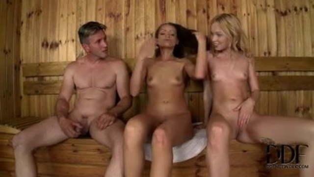 Sauna nudes