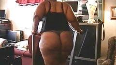 BBW Booty Donk Treadmill Walk