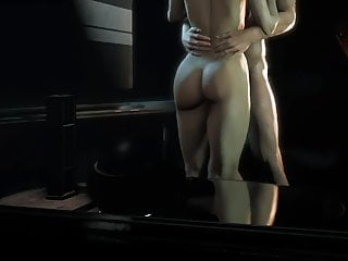 Does having sex effect gout Hot mass effect sex scene