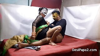 Desi Couple Rough Passionate Indian Fucking In Bedroom