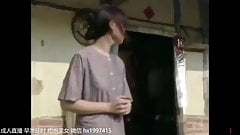 My promiscuous Chinese Wife White and young without pubic