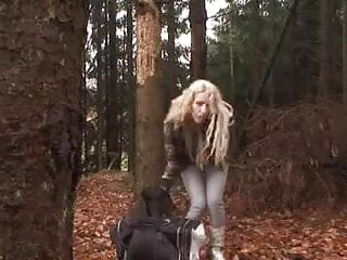Girls get fuck in woods - Young hitchhiker gets fucked in the wood