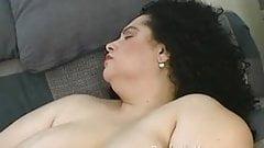 Veronica Eves Fat Latina Vintage Amateur Solo BBW Big Tits a