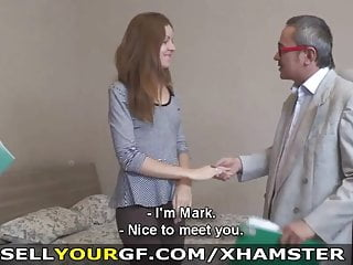 Fucked while selling Sell your gf - fucking negotiations