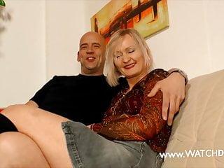 Romantische echte Amateur-Paare