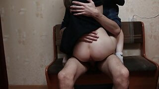 my stepsister started seducing me and I fucked her