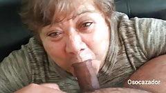 GRANDMA LUISA SUCK MY COCK