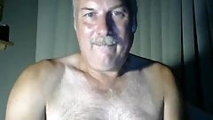 Old man daddy cum on cam 99