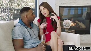 She only wants one thing – sex with a black guy