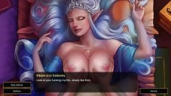 What a legend.Princess Serena sex#1