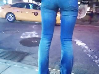 Ass big nyc phat - Perfect fitness ass, jeans, nyc