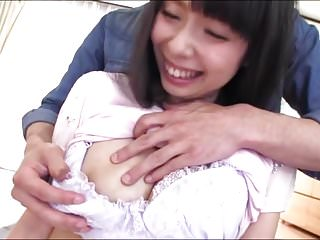 Reestablish breast milk Japanese wife breast milk and big nipples