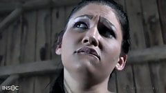 Latina Slave in Hardcore BDSM Sex Session
