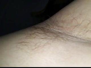 Hairy pit female - Wifes big tit, ripe nipple hairy pit
