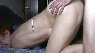 Wife loves to get fucked in the ass 3