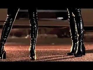 Ali larter stripper Shannon elizabeth eliza dushku and ali larter wearing latex