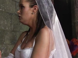 Cry blowjob galleries - Crying bride gets hard bang by a horny stud