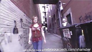 husker girl naked in public in lincoln nebraska