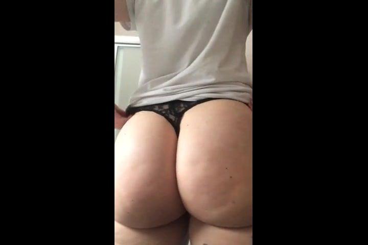 Ebony Amateur Lil Booty