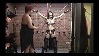 Bondage spider frame ...
