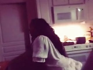 Transvestite ball gowns - Deelishis twerking in night gown